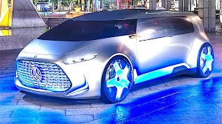 Download Mercedes Vision Tokyo Mercedes Self Driving Car 2017 Mercedes Hybrid Electric Car Promo CARJAM TV HD Video