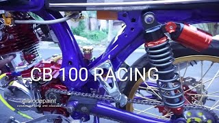 Download MODIFIKASI CB 100 RACING ADUHAI Video