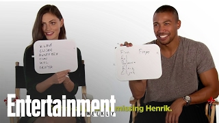 Download The Originals: How Well Does The Cast Know The Show? | Entertainment Weekly Video