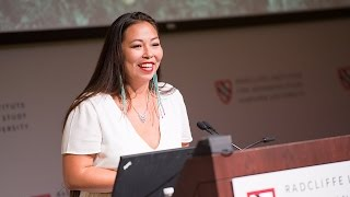 Download Matika Wilbur | The Portraits and Stories of Native American Women || Radcliffe Institute Video
