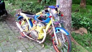 Download [ FENOMENA ] Habis 10 jt Pemilik UBAH Motor Th 1976 ini menjadi Motor Seram ( FULL MODIF HONDA CB ) Video