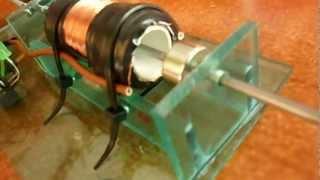 Download silnik elektryczny tłokowy-neodymowy. The electric motor-neodymium piston Video