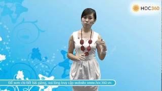 Download Từ vựng kết hợp nghe nói cơ bản - Hoc360 Video