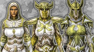 lovehappy - tera high elf armor skyrim mod Free Download Video MP4