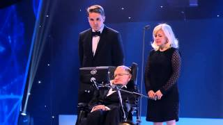 Download Stephen Hawking: 2013 Fundamental Physics Prize Speech Video
