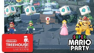 Download Super Mario Party Gameplay Pt. 1 - Nintendo Treehouse: Live | E3 2018 Video