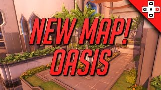 Download Overwatch - Exploring the NEW MAP, OASIS! Video