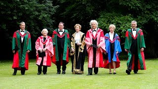 Download Presentation of Trinity Honorary Degrees 2017 Video
