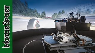 Download Driving the Ansible Motion simulator Video