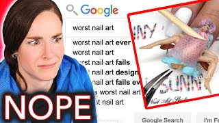 Download The Worst Nail Art On the Internet (Simply Review) Video