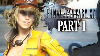 Download Final Fantasy 15 Gameplay Walkthrough Part 1 - Chapter 1 Intro (Full Game) #FinalFantasyXV Video