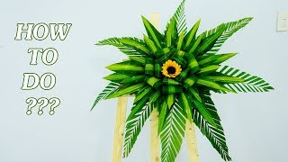 Download DIY Floral Arrangements for Church|SUNFLOWER Flower SIMPLE |Eps 21 Video