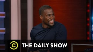 Download Kevin Hart - Extended Interview: The Daily Show Video