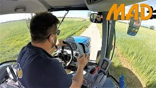 Download New Holland T6 Dynamic Command | funzioni trasmissione Video