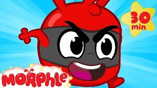 Download Morphle Turns EVIL - My Magic Pet Morphle | Cartoons For Kids | Morphle TV Video