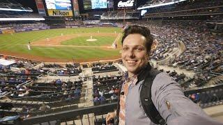Download New York Mets MLB Baseball Game at Citi Field. Video