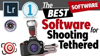 Download BEST software for shooting tethered in a studio or on location. Shooting tethered for more control Video