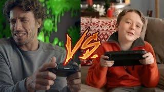 Download Nintendo Switch Ads vs. Wii U Ads Video