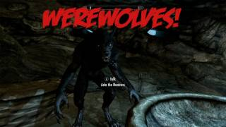 Download How to Become a Werewolf - The Elder Scrolls V: Skyrim Video