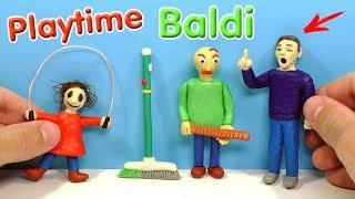 Download ЛЕПИМ ДЕВОЧКУ СО СКАКАЛКОЙ из игры Baldi's Basics in Education and Learning Video