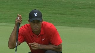 Download Tiger Woods Final Round highlights from Wyndham Video