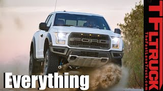 Download 2017 Ford F-150 / Raptor's 3.5L Twin Turbo Engine & 10 Speed Transmission: Everything We Know Video