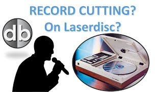 Download Etching Sound onto a Laserdisc - Possible? Video