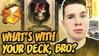 Download Hearthstone: What's With Your Deck, Bro ? Video