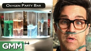 Download Flavored Oxygen Taste Test Video