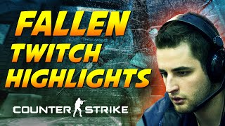 Download CS 1.6 | FalleN twitch highlights Video