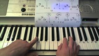 Download Red- Piano Lesson - Taylor Swift (Todd Downing) Video
