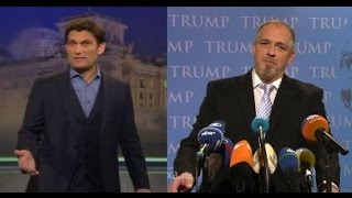 Download CHRISTIAN EHRING (extra 3) + THORSTEN STRÄTER: Donald Trumps erste Tage nach der Wahl Video