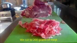 Download Turkish Doner Kebab Make at home. Easy recipes watch returns to home Video