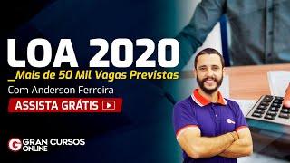 Download LOA 2020 – Mais de 50 mil vagas previstas. Saiba mais! Video