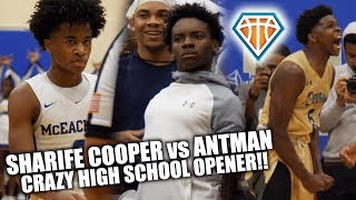 Download Sharife Cooper TAKES OVER CRAZY HYPED GAME vs Anthony Edwards!! | 2020 Guards SHUT THE CITY DOWN Video