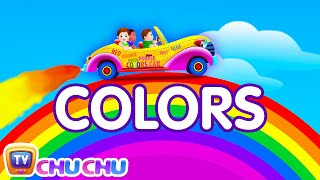 Download Let's Learn The Colors! - Cartoon Animation Color Songs for Children by ChuChuTV Video