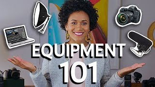 Download Total Beginner's Guide to Video Equipment Video