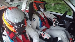 Download ONBOARD 12e Short Rally Kasterlee BMW M3 E30 by Mats vd Brand & Eddy Smeets Video