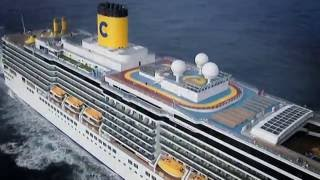 Download Costa Deliziosa Ship Tour Video