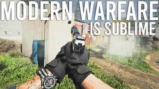 Download Modern Warfare is Sublime! NEW gameplay + Impressions Video