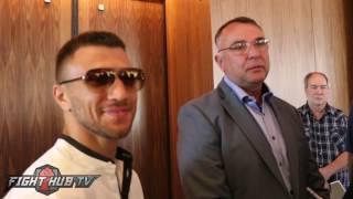 Download Vasyl Lomachenko tells Guillermo Rigondeaux ″I'll Destroy You!″ Video