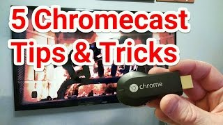 Download 5 Chromecast Tips & Tricks | Chromecast 101 Video