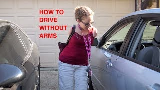 Download How to Drive without arms Video