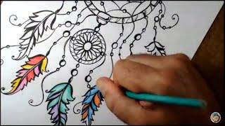 Download Como Desenhar FILTRO dos SONHOS passo a passo Video
