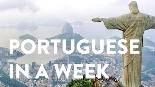 Download Portuguese in a Week: A Language Learning Documentary Video