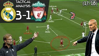 Download Real Madrid 3-1 Liverpool: Tactical Analysis| Zidane's INGENIOUS Substituion that won it for Madrid Video