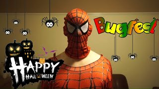 Download Bugfest Pickups More Centipedes - Happy Halloween Video