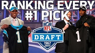 Download Ranking Every #1 Overall Draft Pick from Worst to First | NFL Highlights Video