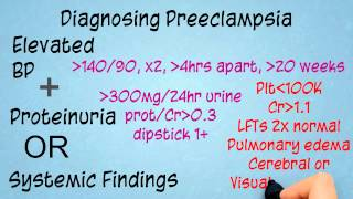 Download Topic 18: Preeclampsia-Eclampsia Video