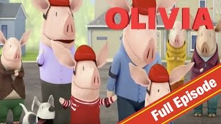 Download Olivia the Pig | Olivia and the Treasure Hunt | Olivia Full Episodes Video